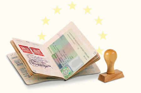 Визы в Европу (Шенген)