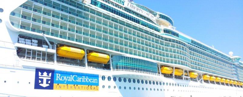 ������ �� �������� �������� Royal Caribbean