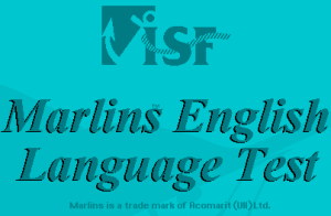 Пройдите Marlins English Tests On-line