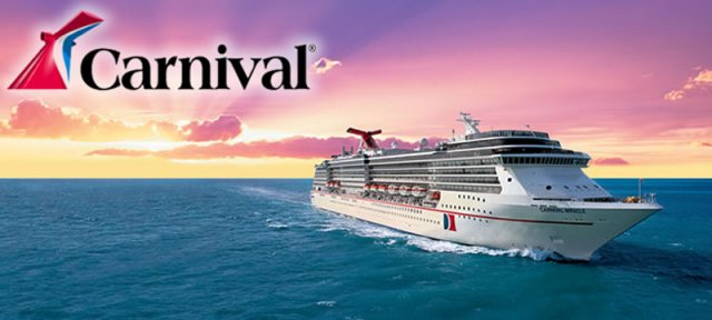 Вакансии помощник официанта на круизные лайнеры Carnival Cruise Lines