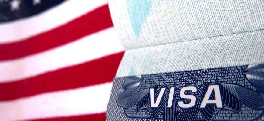 США ввели новые пункты в анкету на выдачу визы