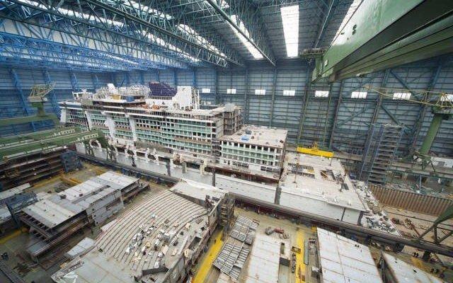 Carnival Cruise Lines построит самый роскошный круизный лайнер в Китае