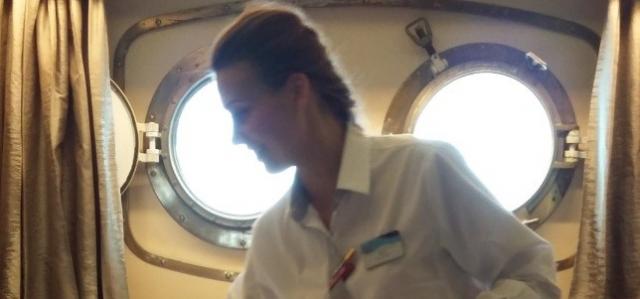 Ирина Логинова об окончании своего контракта на круизном лайнере
