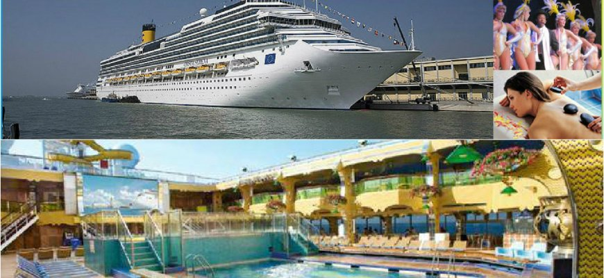 Costa Cruises требуются сотрудники по вакансиям поваров и стюардесс