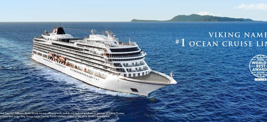 Apollo Group на корабли Viking Ocean Cruises требуются сотрудники по следующим вакансиям