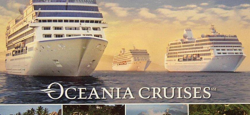 Oceania Cruises в январе проводит собеседование по Skype