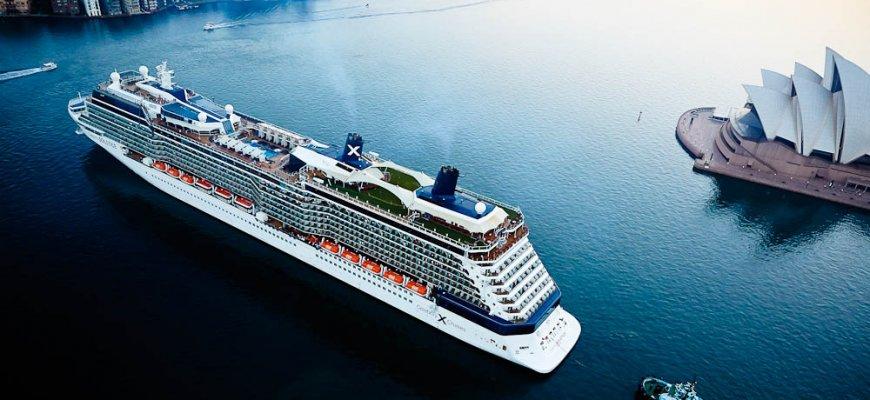 Большой набор претендентов на круизные лайнеры Royal Carribbean и Celebrity