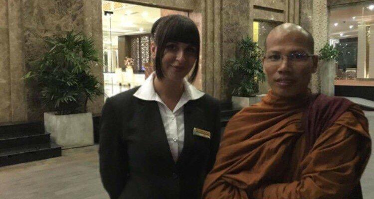 Юлия Фомина о стажировке на Шри-Ланке