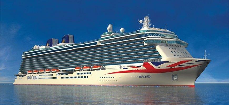 Много вакансий Britannia Ship Services - круизные лайнеры