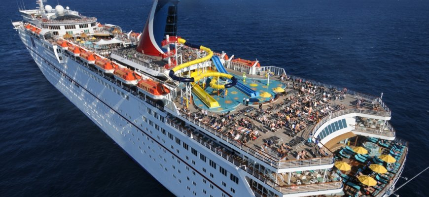 Вакансия помощник (помощница) официанта на Carnival Cruise Line