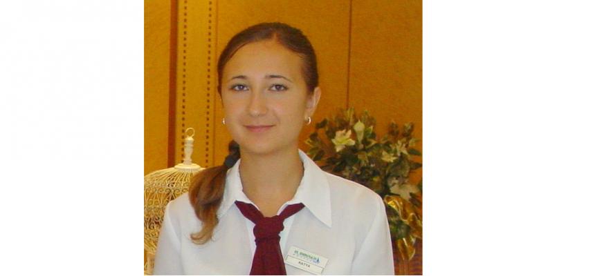 Екатерина о стажировке в Тунисе