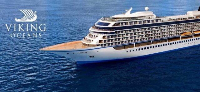 7 и 8 октября состоится собеседование с круизной компанией Viking Ocean