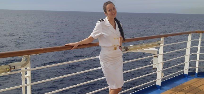 Елена Мясникова дает практические совет о прохождении интервью на круизный лайнер Princess Cruises - после трудоустройства