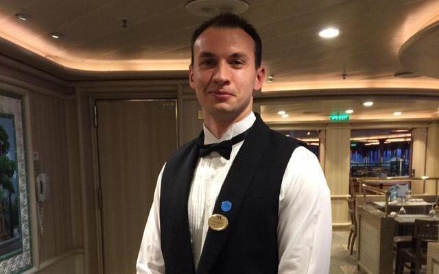 Интервью Владислава о работе на лайнере Diamond Princess