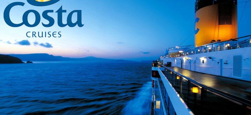 Costa Cruises: вакансии для сезона в Японии